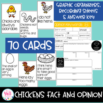 Chickens: Fact and Opinion