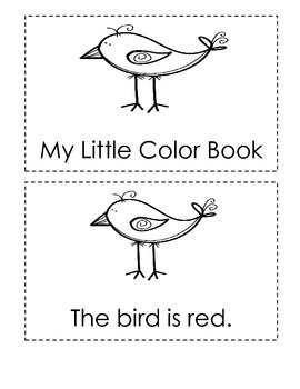 My Little Color Book