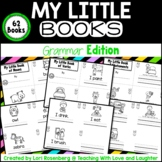 My Little Grammar Books Distance Learning Packet