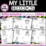 My Little Grammar Books {Differentiated Edition}