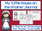 """My """"Little House on the Prairie"""" Journal [Laura Ingalls Wilder]"""