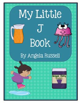 My Little J Book