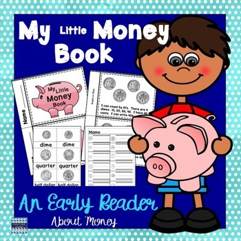 My Little Money Book: A Reader About Coins
