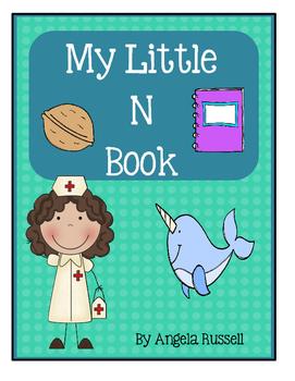 My Little N Book