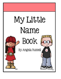 My Little Name Book