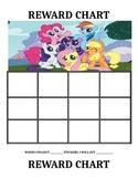 My Little Pony Reward Charts