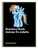 My Little Pony Social Story - Listening to Adults