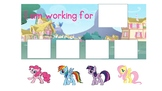 My Little Pony Token Board