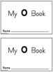 My Little Reader - Interactive Books - Emergent Readers Letter Oo