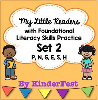 My Little Readers - Interactive Books - Bundle 2