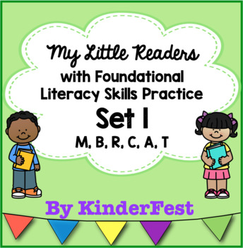 My Little Readers - Interactive Books - Bundle