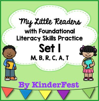 My Little Readers - Interactive Books - Bundle 1
