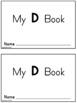 My Little Readers - Interactive Books - Emergent Reader Letter Dd