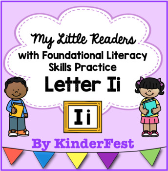 My Little Readers - Interactive Books - Emergent Reader Letter Ii