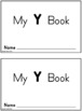 My Little Readers - Interactive Books - Letter Yy