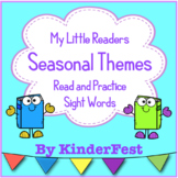 My Little Readers - Seasonal Themes - Read and Practice Si