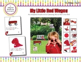 My Little Red Wagon - Adapted Book