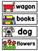 My Little Red Wagon {Ladybug Learning Projects}  Emergent Reader