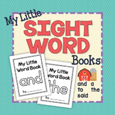 Pre-Primer Sight Word Little Books: and, a said, the, to E