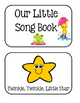 Our Little Song Book ~ For Circle Time