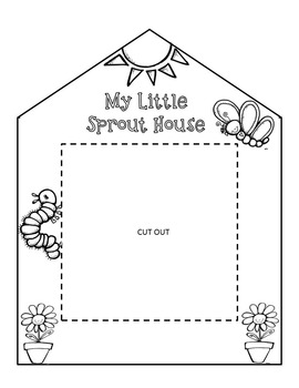 photo relating to House Printable named My Very little Sprout Place Printable