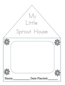 My Little Sprout House Template