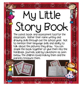 My Little Story Book