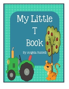 My Little T Book