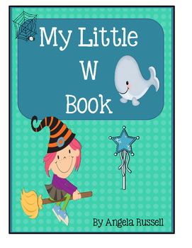 My Little W Book