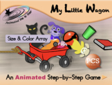 My Little Wagon - Animated Step-by-Step Game - PCS