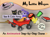 My Little Wagon - Animated Step-by-Step Game - Regular