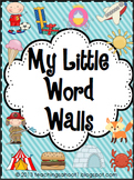 My Little Word Walls