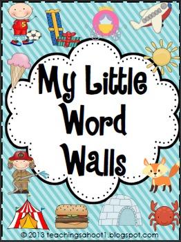 My Little Word Walls