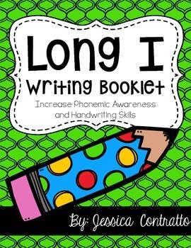 My Long I {CVCE} Book