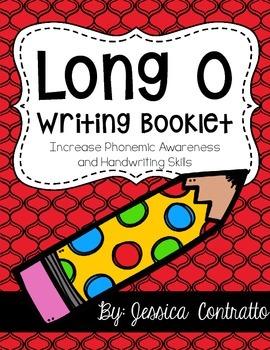 My Long O {CVCE} Book