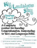 My Louisiana Sky {Ch. 13 & 14}  for Reading, Responding, & Language