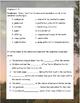 My Louisiana Sky  ELA Novel Reading Study Guide Complete!