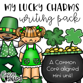 My Lucky Charms Writing Pack