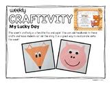 My Lucky Day Craftivity