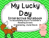 My Lucky Day Interactive Notebook Journal