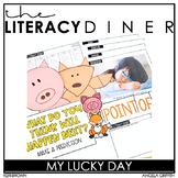 My Lucky Day - Kindergarten Interactive Read Aloud: The Li