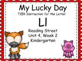 My Lucky Day, Kindergarten, PowerPoint, Unit 4, Week 2, Kindergarten