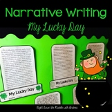 Narrative Writing {St. Patrick's Day}
