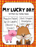 My Lucky Day Kindergarten Scott Foresman Resource Packet