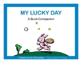 My Lucky Day Sequencing Cards and Vocabulary Words