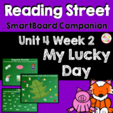 My Lucky Day SmartBoard Companion Kindergarten