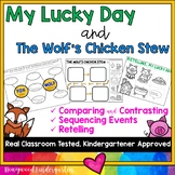St. Patrick's Day : My Lucky Day . Compare/Contrast, Retelling, Sequencing, more