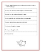 My Lucky Day by Keiko Kasza (Trickster Tale) Extension/Comprehension Packet