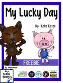 My Lucky Day {mini-unit freebie}