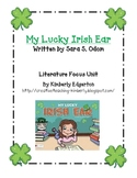 My Lucky Irish Ear Literature Focus Unit